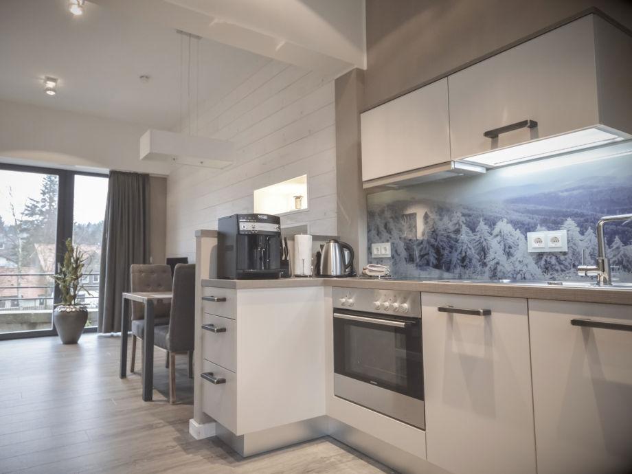 Appartement 5 - Wohnküche