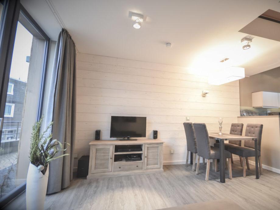 Appartement 6 - Wohnzimmer
