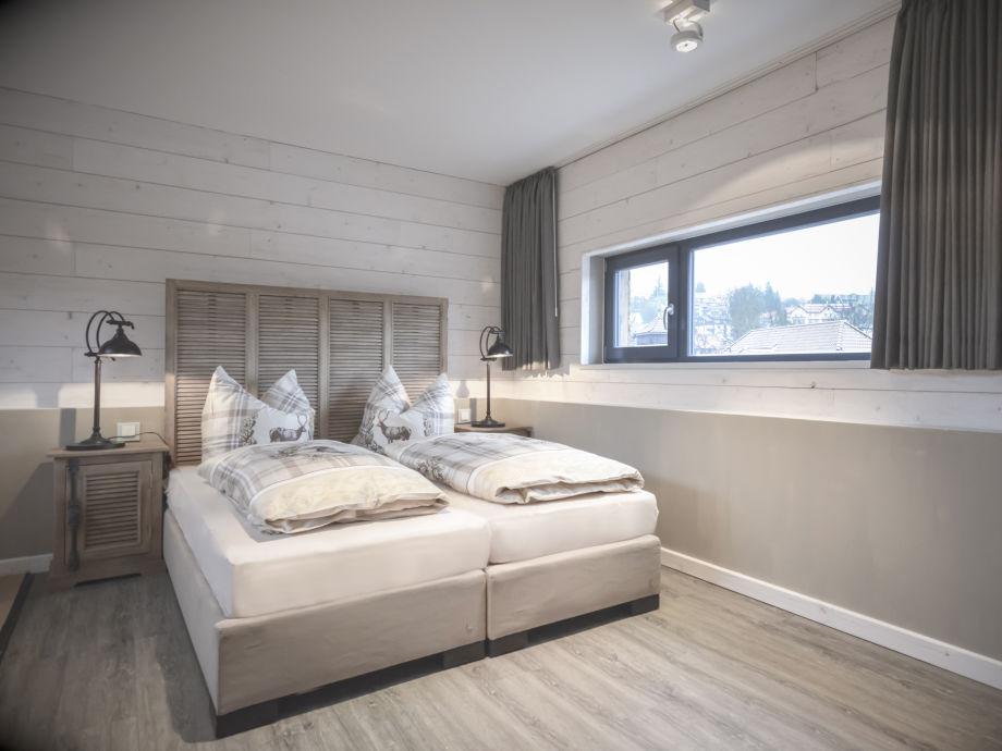 Appartement 7 - Schlafzimmer