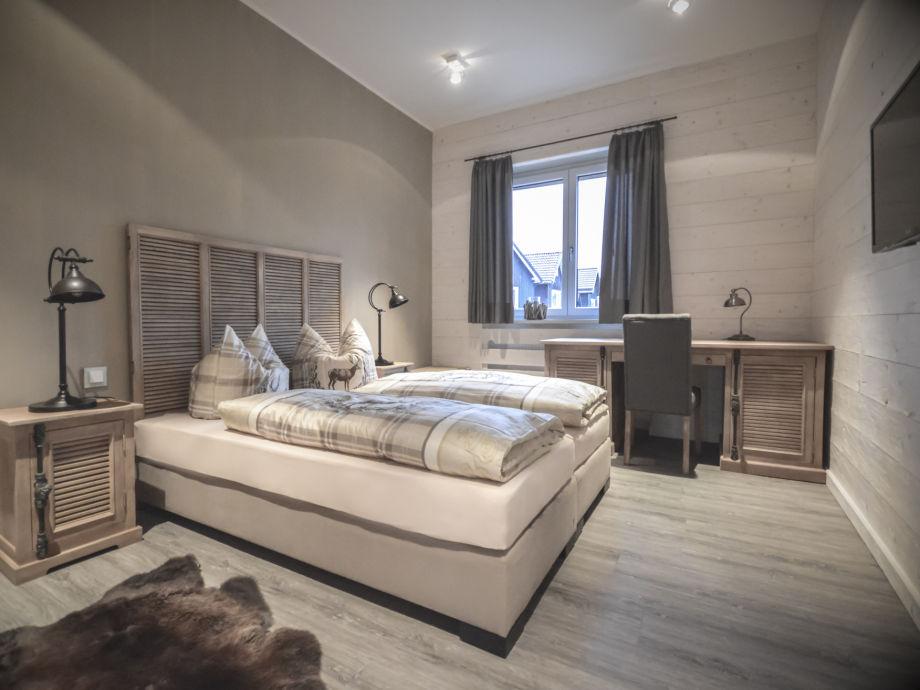 Appartement 8 - Schlafzimmer