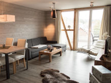 Ferienwohnung Stadt Chalet - Appartement 13