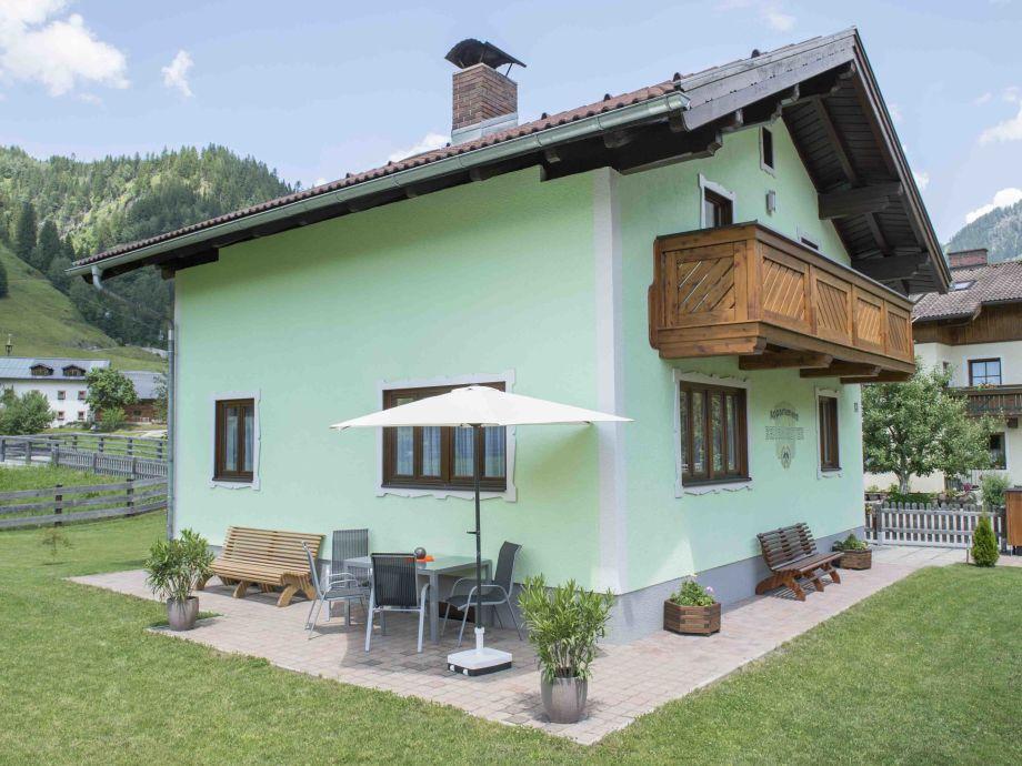 Garten - Terrasse