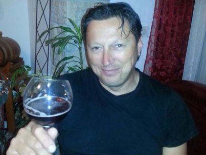Your host Miljenko Scerbe