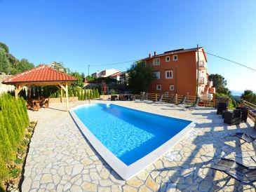Ferienwohnung in der Villa Adeo