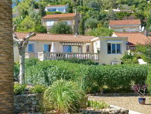 Ferienhaus mit Pool und Meerblick in Les Issambres