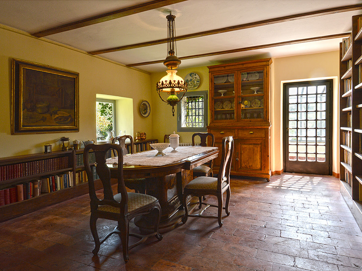 Landhaus la cannara bolsenasee firma agenzia turistica frau carolin kugler - Romantisches wohnzimmer ...