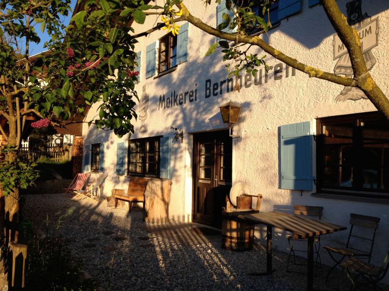 Ferienhaus Käsküche Bernbeuren