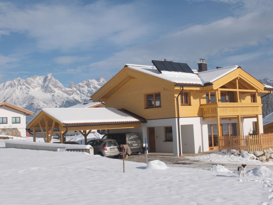 Haus Winter Ostseite