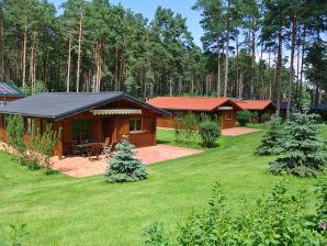 Ferienhaus Am Ellbogensee - Südterrasse