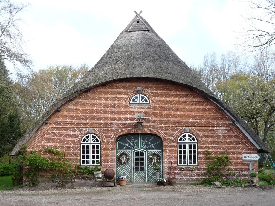 Haupthaus Front