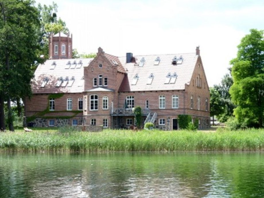 Ferienwohnung im alten Gutshaus