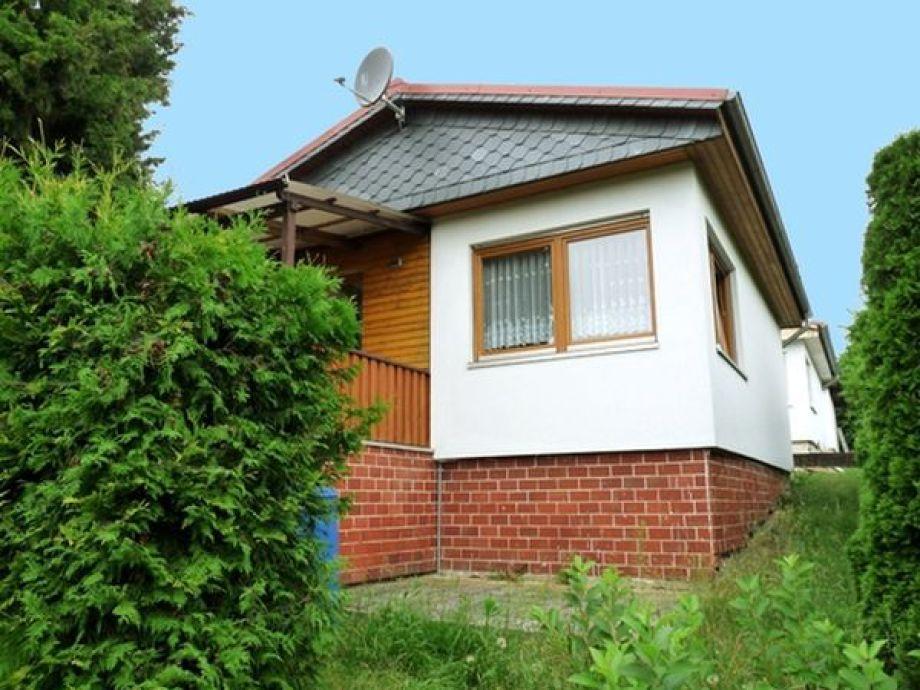 Ferienhaus in Schwarz