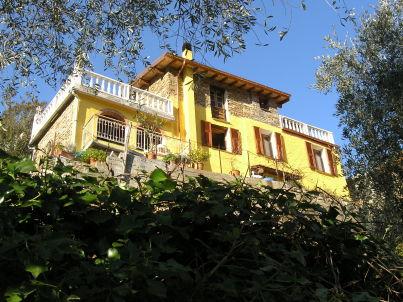 Casa Ginestra mit Panoramablick in idyllischer Lage