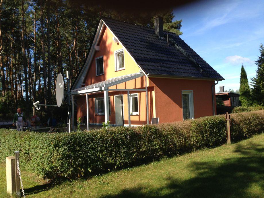 Ferienhaus in Silz am Fleesensee