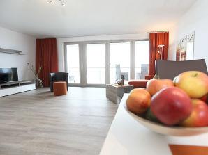 Ferienwohnung Elbstrand Resort Deck 3, Elbblick