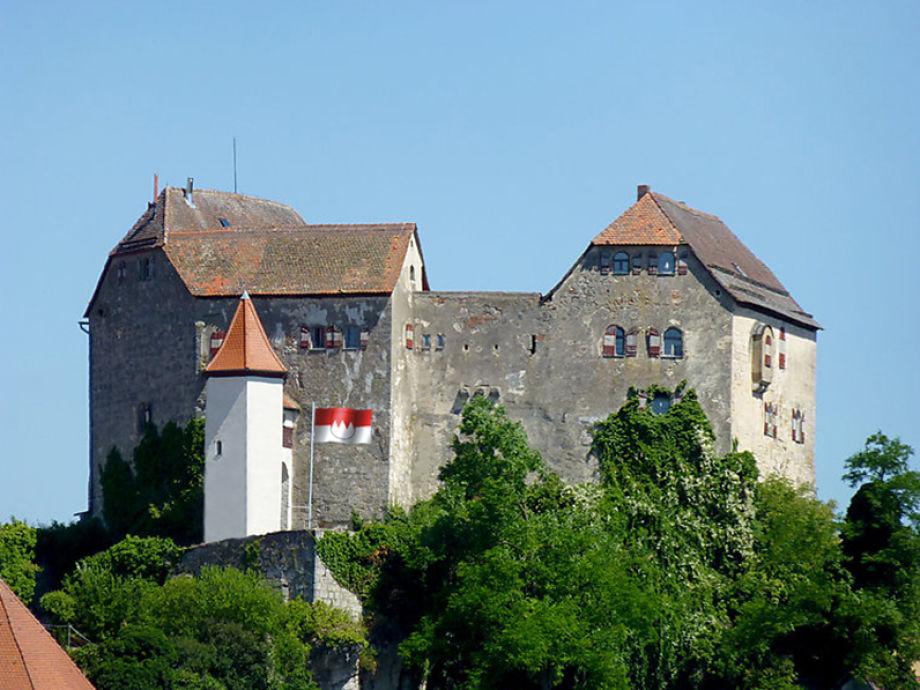 Die Burg Hiltpoltstein