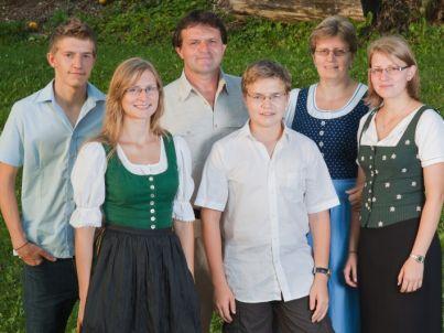 Ihr Gastgeber Johann und Brigitte Sitzwohl