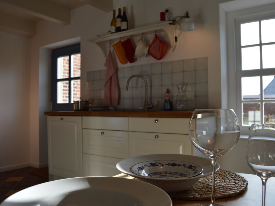 ferienwohnung alte b ckerei vorderhuus ostfriesland. Black Bedroom Furniture Sets. Home Design Ideas