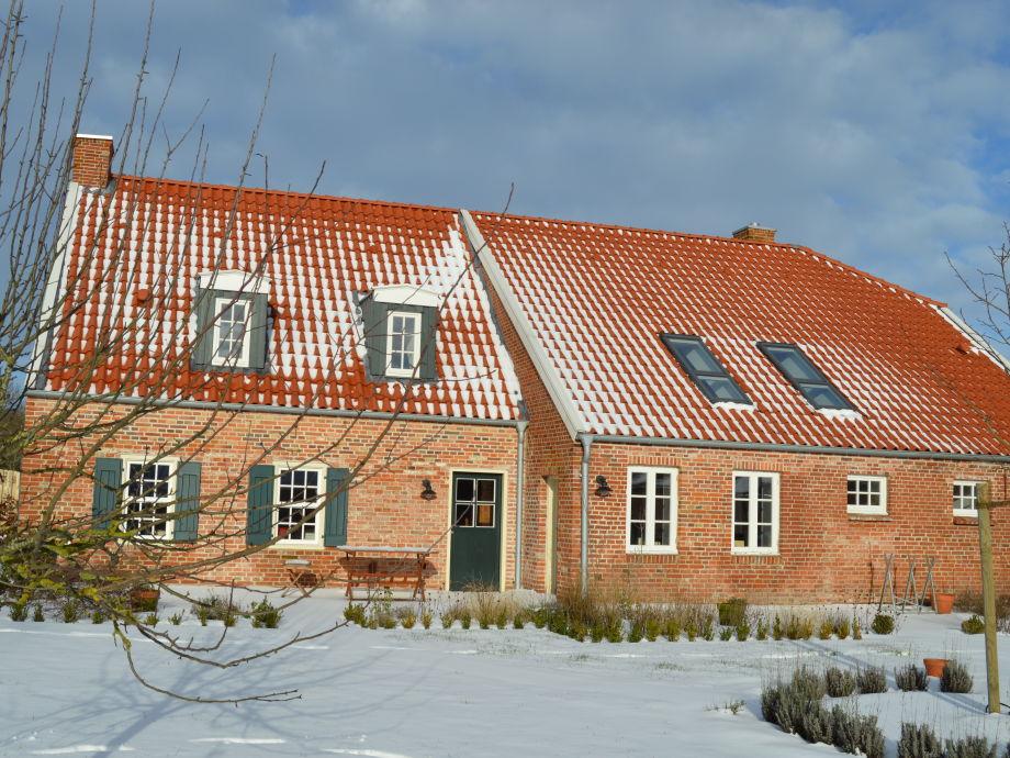 Wintertraum in Ostfriesland