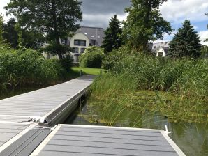 Niveauvolle Ferienwohnung 53 am Golfplatz Balmer See
