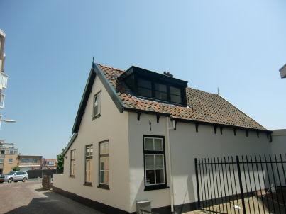 im Strandhaus 't Vissershuisje est. 1785