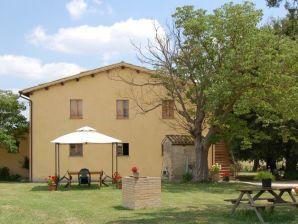 Azienda Agricola Fontesecca 3-Zi.- Ferienwohnung