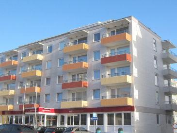 Ferienwohnung Haus Dünenburg SÜDSIDE