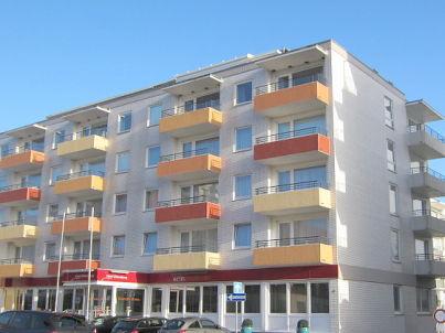 Haus Dünenburg SÜDSIDE