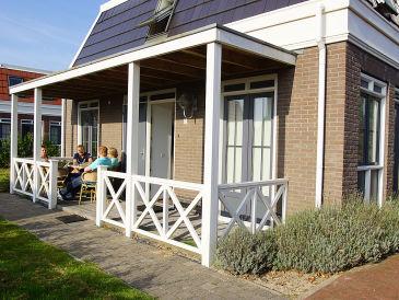 Ferienhaus Tulp & Zee Nr. 8