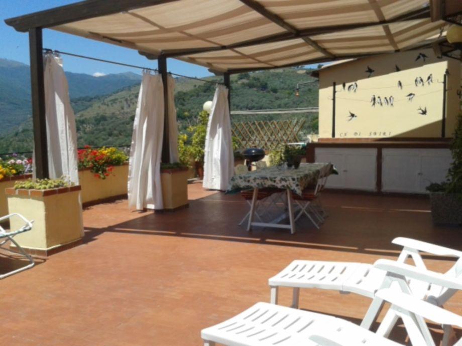 Außenaufnahme Cà di Sbiri