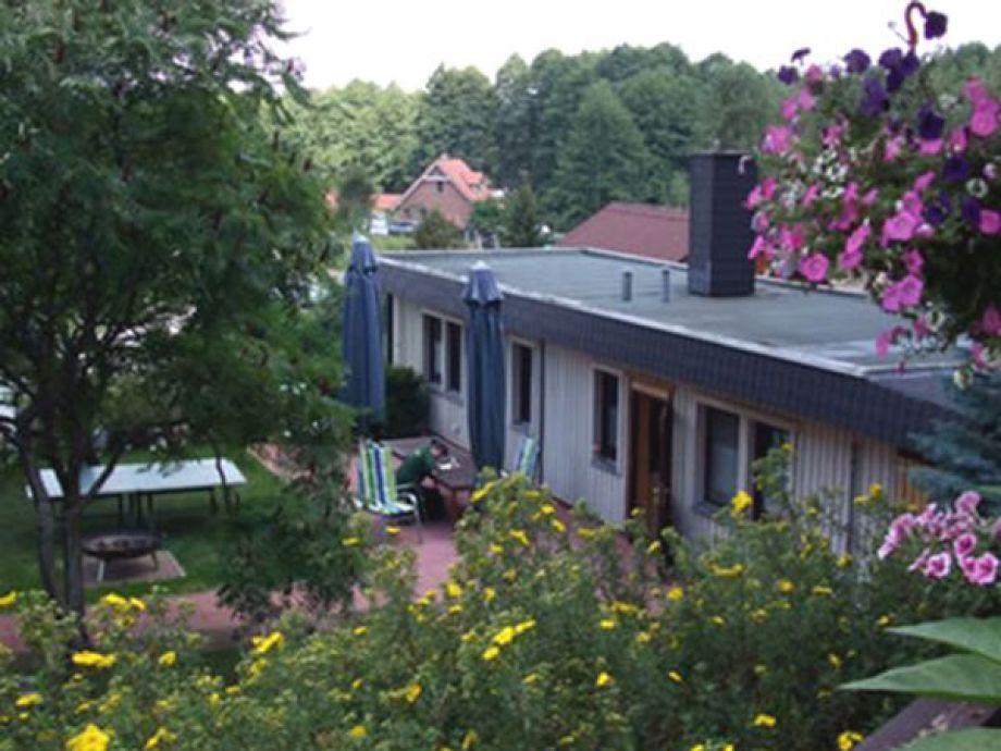 Ferienhaus mit schönem Garten