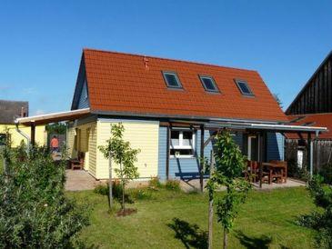 Ferienhaus Uckermark am Warther See