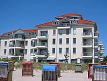Ferienwohnung Strandburg 1