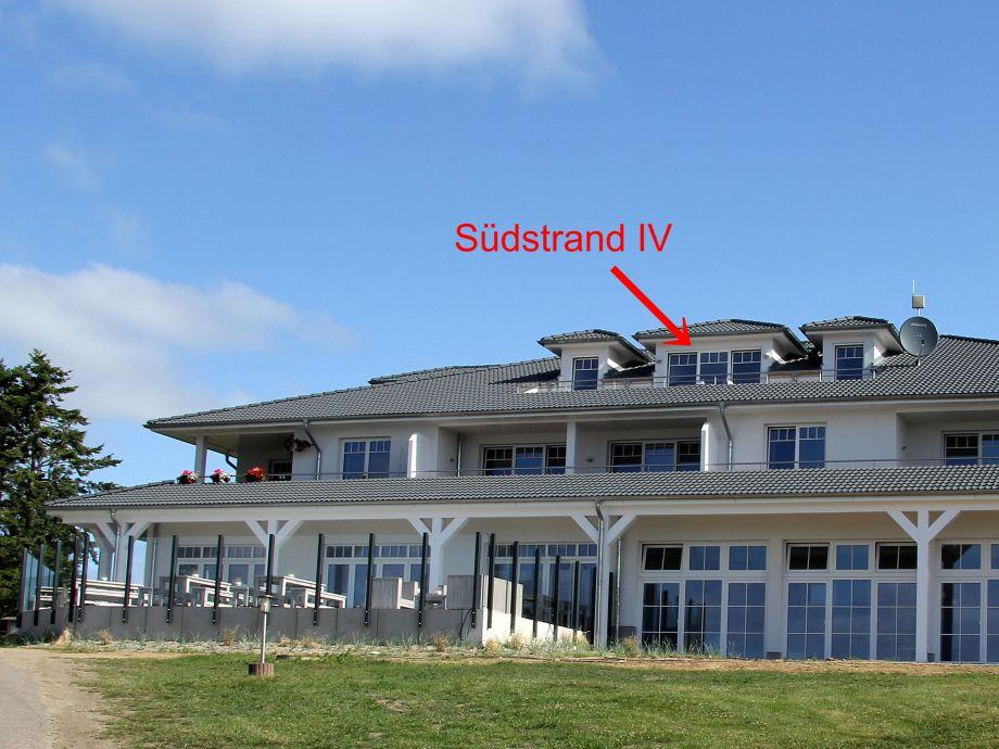 Südstrand IV 2 OG mit grandiosem Ostseeblick