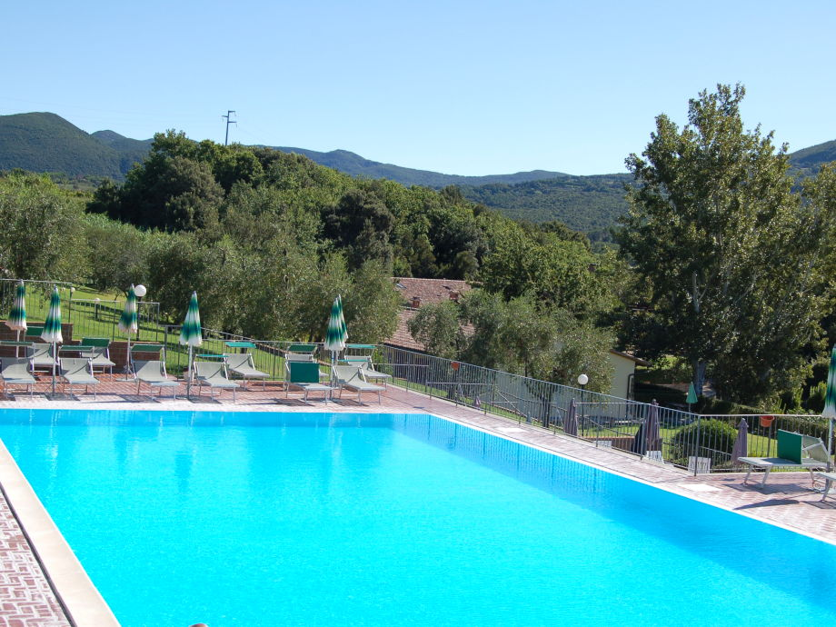 Schwimmbad (19x8m)
