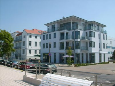 Marthe's Seeblick, Warnemünde