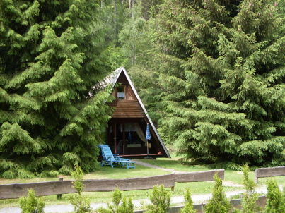 Nurdachhaus Am Waldschlößchen
