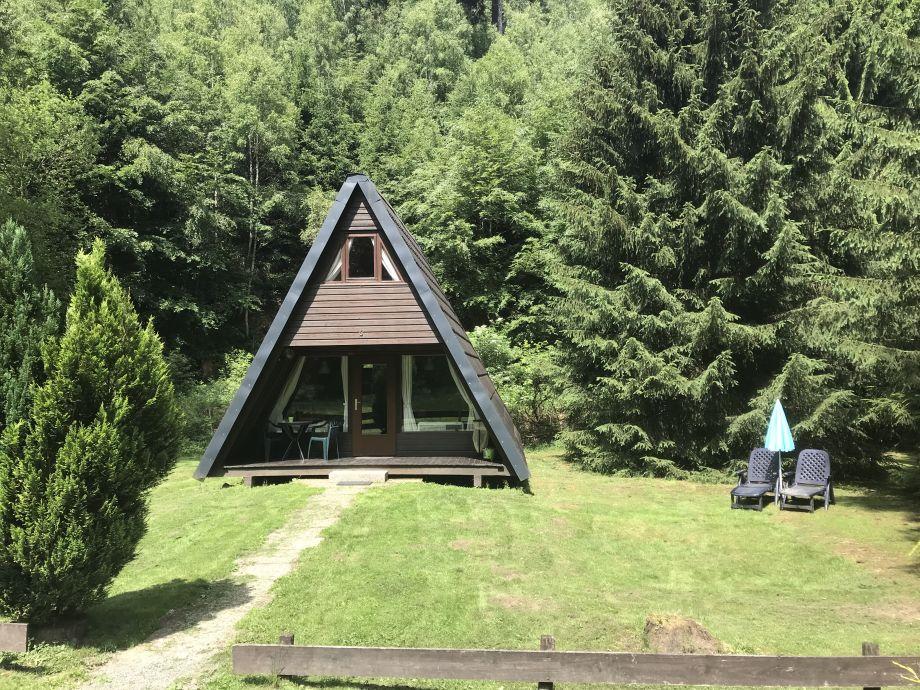 Ferienhaus Nurdachhaus Am Waldschlößchen, Harz, Lautenthal - Firma ...
