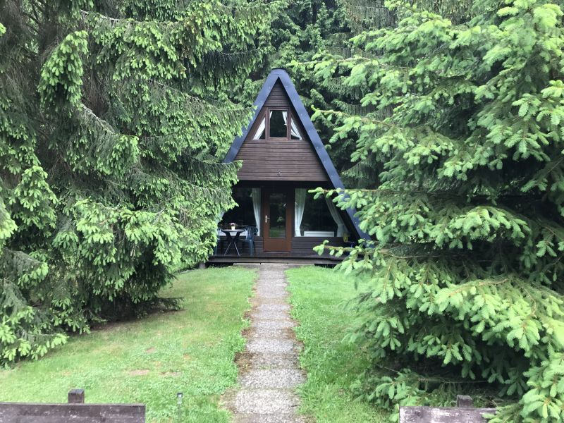 Ferienhaus Nurdachhaus Am Waldschlößchen