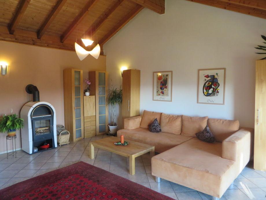 Traum Ferienwohnung mit Traum Wohnzimmer auf 110 m²