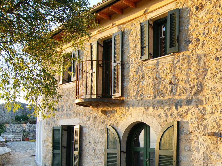 Das alte Steinhaus