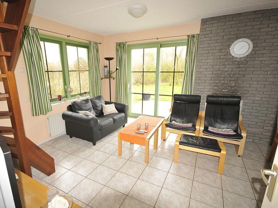 Ferienhaus strandparel 83 im ferienpark strandslag nord holland julianadorp frau regine - Sitzecke wohnzimmer ...