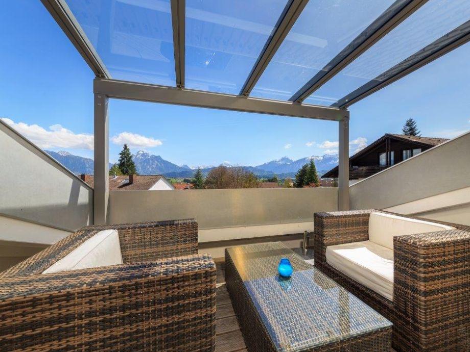 Balkon Whg. Gehrenspitze