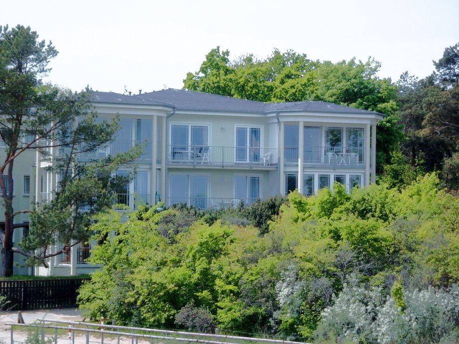 Blick auf das Haus