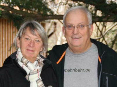 Ihr Gastgeber Angelika und Dieter Fienhold