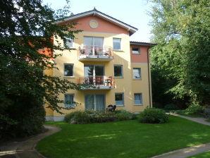Ferienwohnung in der Villa Tanneck