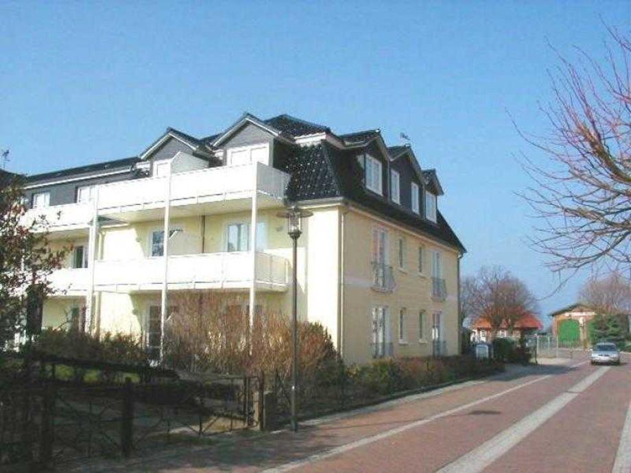 Apartmenthaus Eichsfeldia  stilvoller Neubau im Bäderstil in angenehmer ruhiger Lage