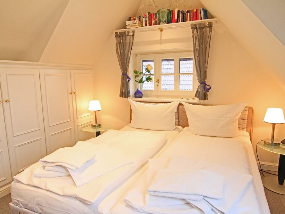 Das Doppelbettschlafzimmer