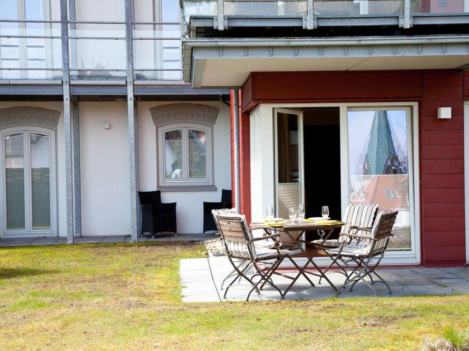 Außenaufnahme Villa Berliner Hof, Ferienwohnung 2