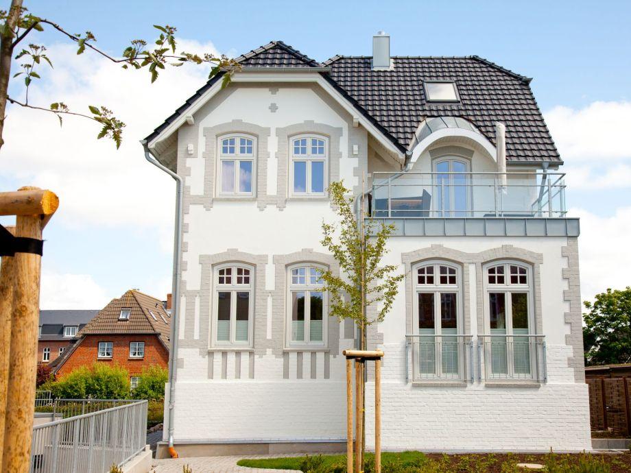 Außenaufnahme Villa Meerglück, Ferienwohnung 3